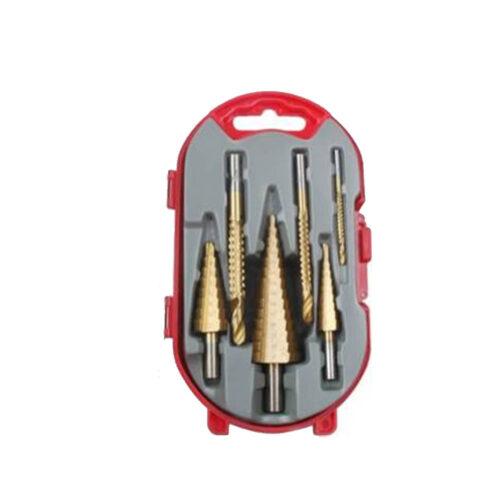 Stappen boor 4-30 mm