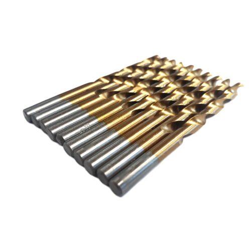 1.5 mm HSS TiN metaalboren 10 stuks