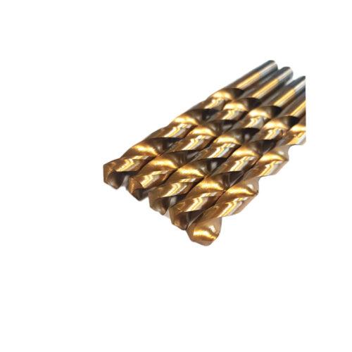 11.5 mm HSS TiN metaalboren 5 stuks