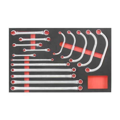 16pc Automotive special wrench set (EVA)