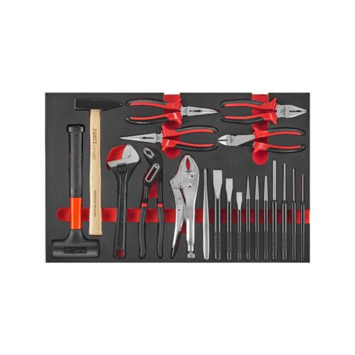 20pc Pliers and Chisel set (EVA)